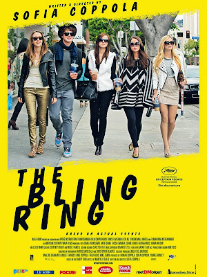 The Bling Ring affiche