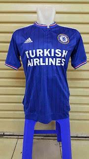 gambar jersey chelsea home terbaru musim 2015/2016, turkish airlines, sponsor baru