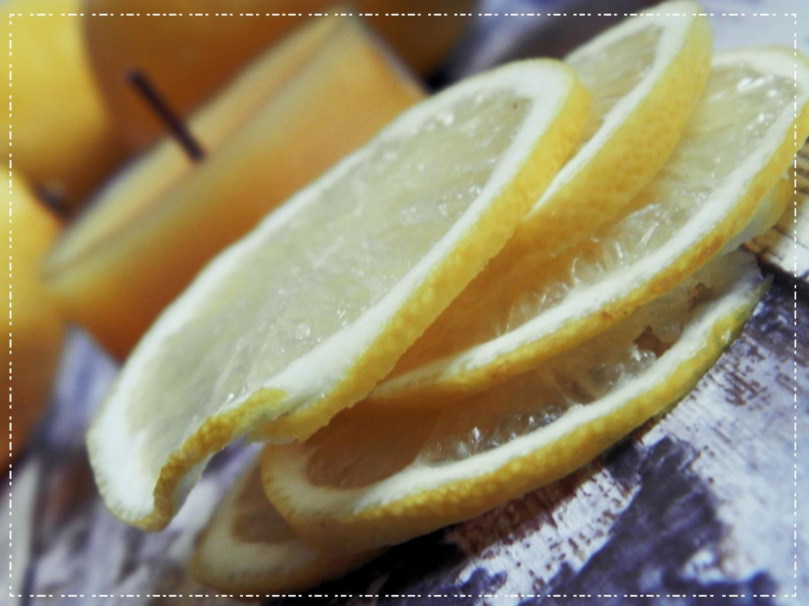 Popołudnia bezkarnie cytrynowe z Lemon Cake