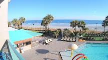 airbnb beachfront vacation resort