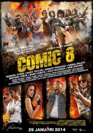 Link Download Film Comic 8