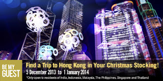 winterfest - CONTEST - Win a trip to Hong Kong