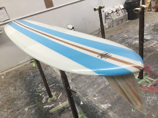 Hermosa Surfboard Replica