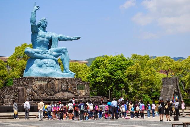 Nagasaki Peace Park. Tokyo Consult. TokyoConsult.