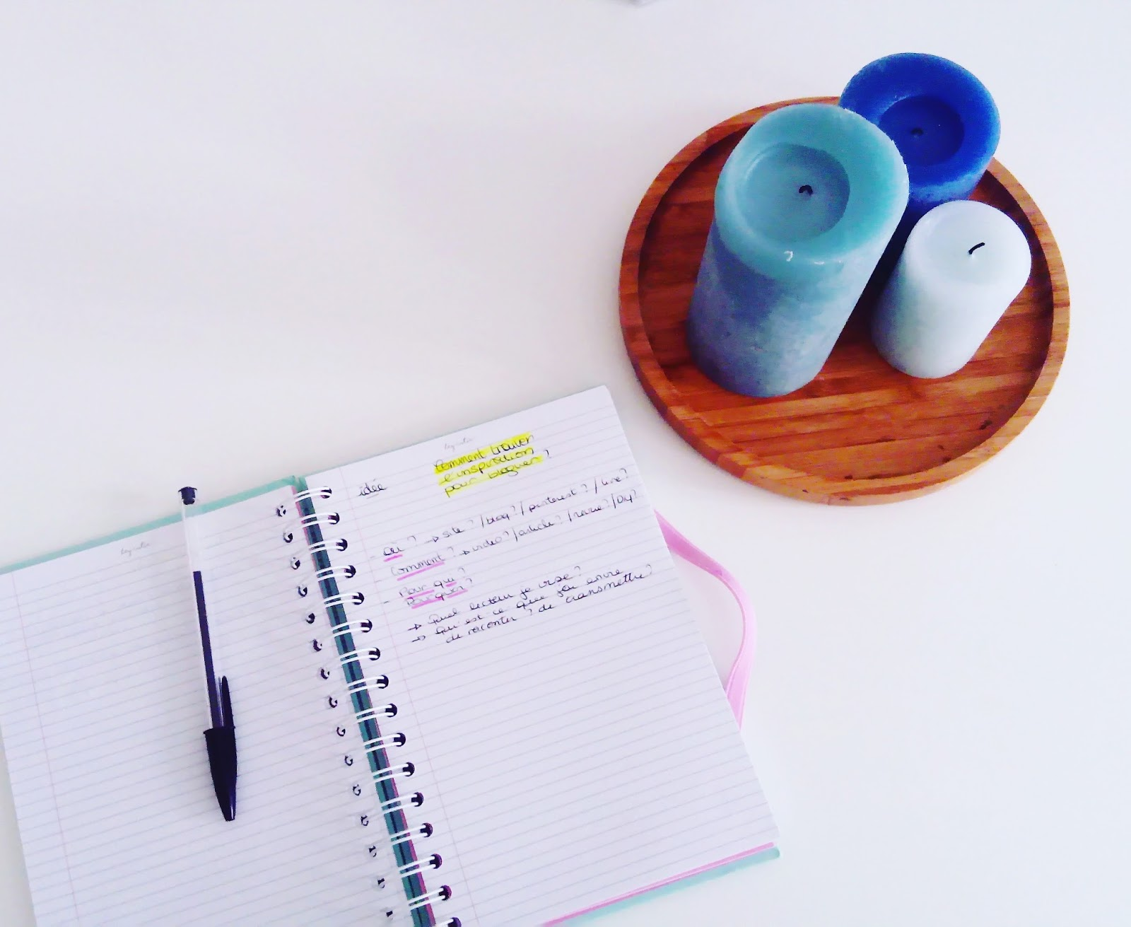 étapes pour rédiger un billet de blog