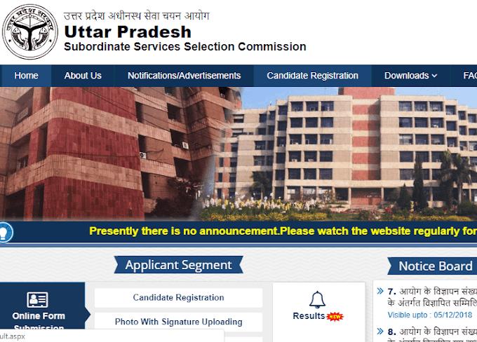 UPSSSC Sub Engineer Recruitment 2018: Apply Now