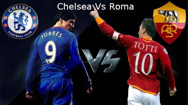 new gersy/ Chelsea vs Roma: Champions League