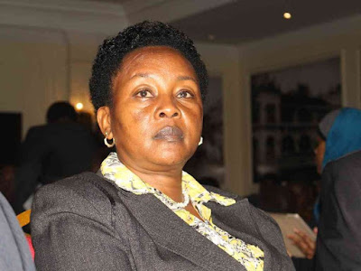 Deputy CJ Philomena Mwilu. PHOTO | FILE