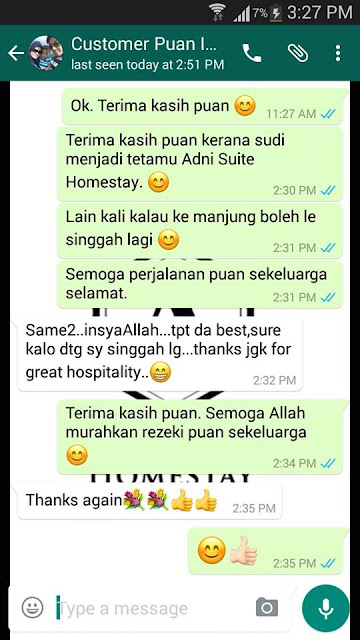 Adni Suite Homestay Seri Manjung | Greats Hospility | Review 2