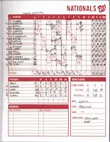 "Astros vs. Nationals, 3-12-17. Nationals ""win,"" 5-4."