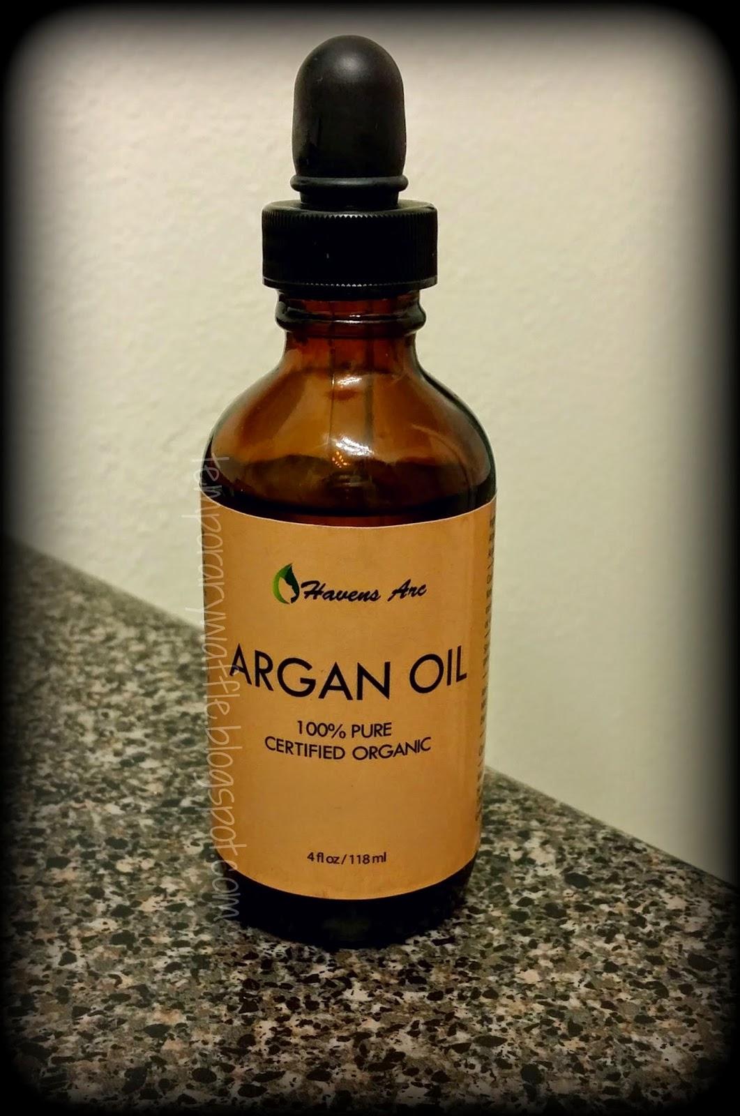 All Natural Argan Oil For Hair