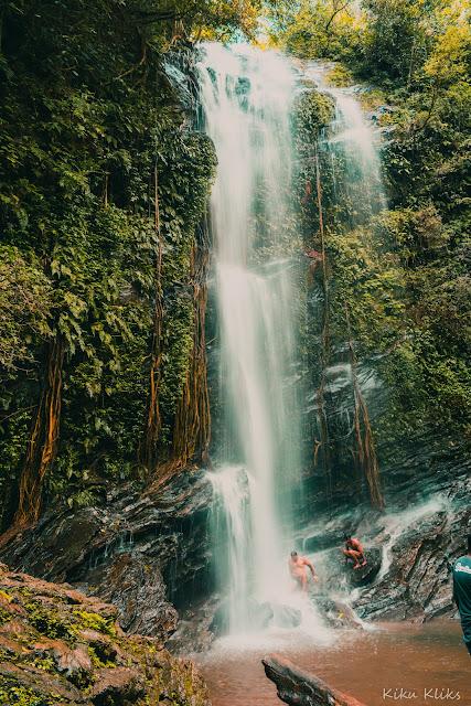 Hidlumane falls Kodachadri