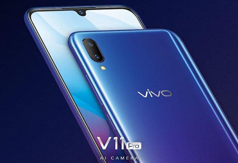 Vivo V11 Pro: In-Depth Specifications - Cognitive