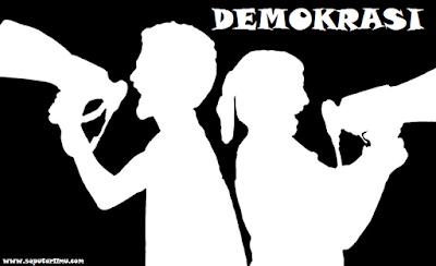 16 Pengertian, Macam-Macam, dan Ciri-Ciri Demokrasi Menurut Para Ahli Terlengkap
