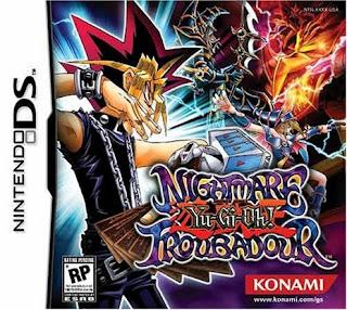 Yu-Gi-Oh Nightmare Troubadour NDS en Español Mega