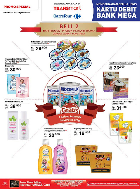 Katalog Brosur Promo Carrefour Edisi 19 Juli 2017 Sampai 1 Agustus 2017