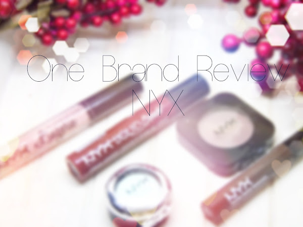 One brand review :: NYX