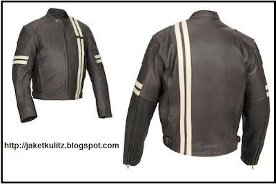 jaket kulit vintage online