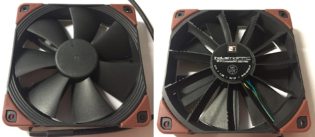 Noctua NF-F12 iPPC Unboxing and Review