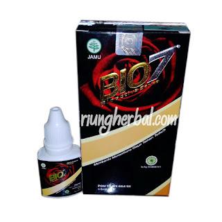Bio7 (Bioseven) Jamu Tetes Herbal Bandung