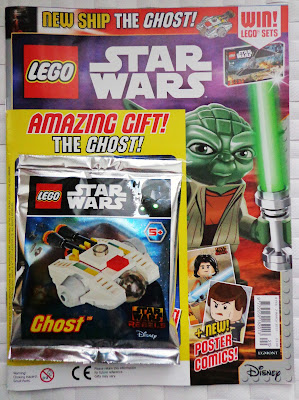 LEGO Star Wars Magazine Issue 20