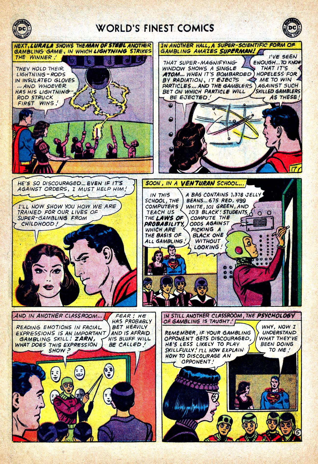 Read online World's Finest Comics comic -  Issue #150 - 17