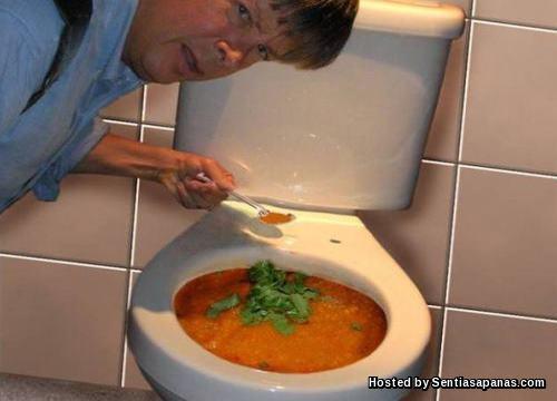 Sup Mangkuk Tandas - France