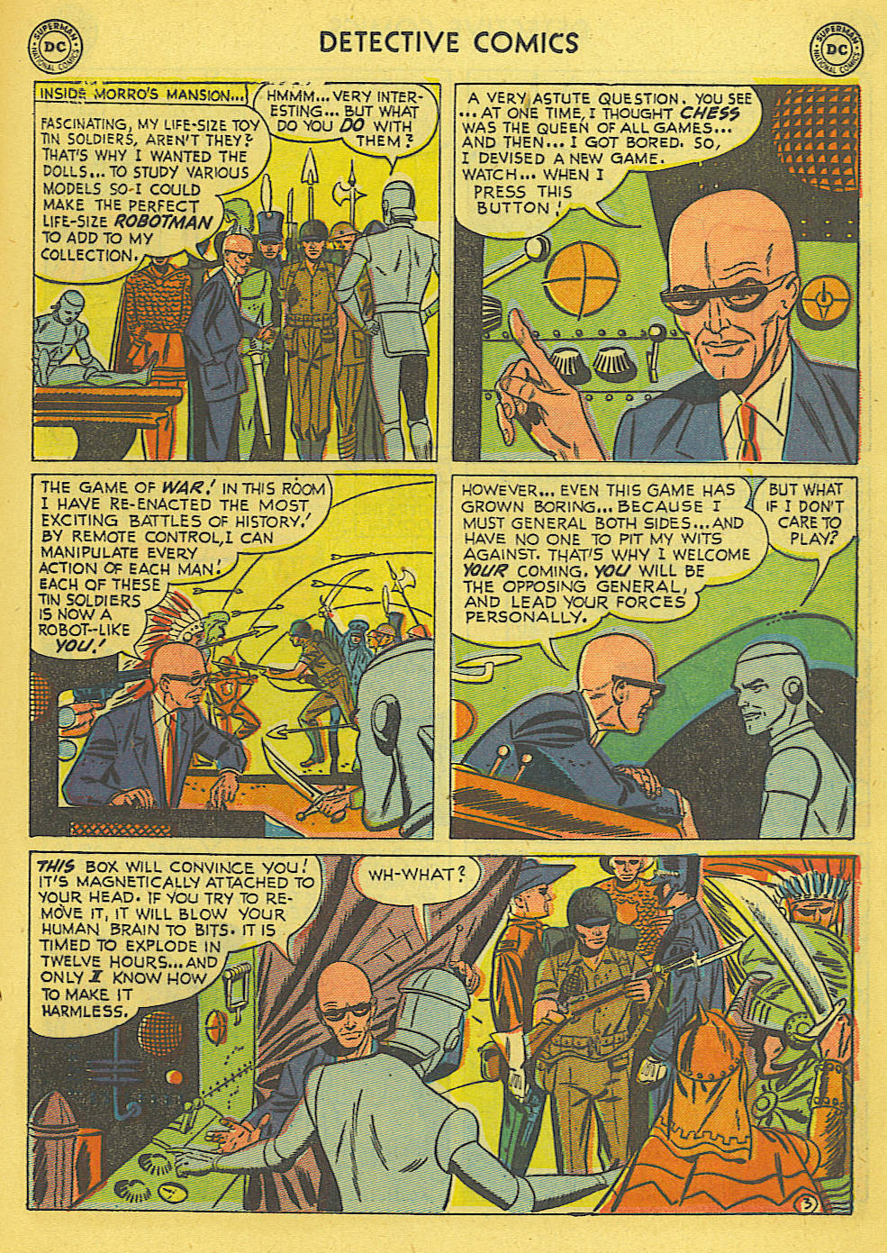 Read online Detective Comics (1937) comic -  Issue #173 - 20