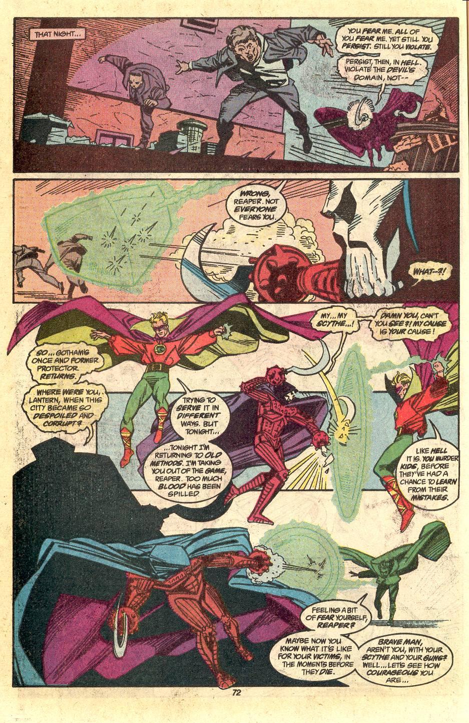 Read online Secret Origins (1986) comic -  Issue #50 - 75