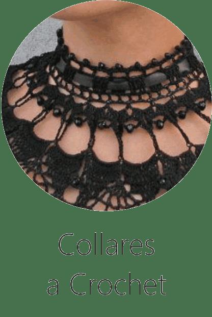 Collares a Crochet