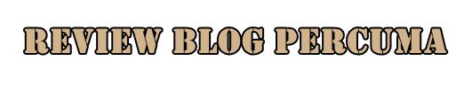 Pemenang Segmen Review Blog Bertuah