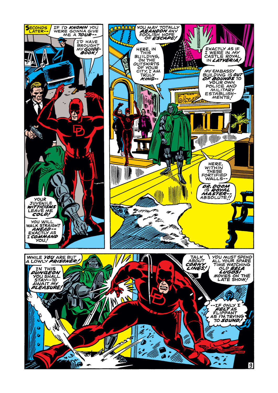 Daredevil (1964) 37 Page 9
