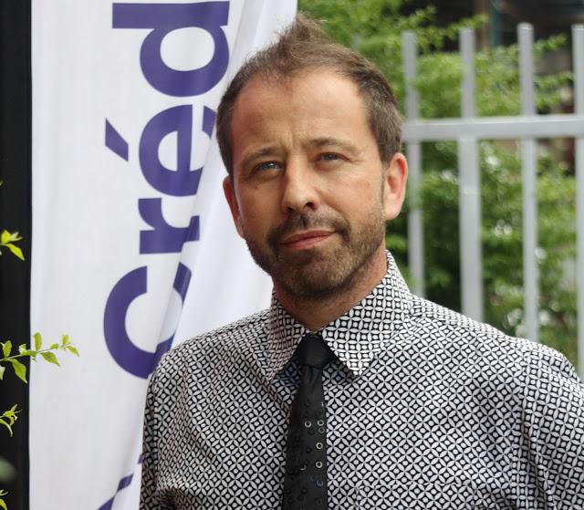 Michel Kindbeiter, toute une carrière dans le secteur bancaire et Directeur Général du Crédit Mutuel Kampuchea  depuis 2010.