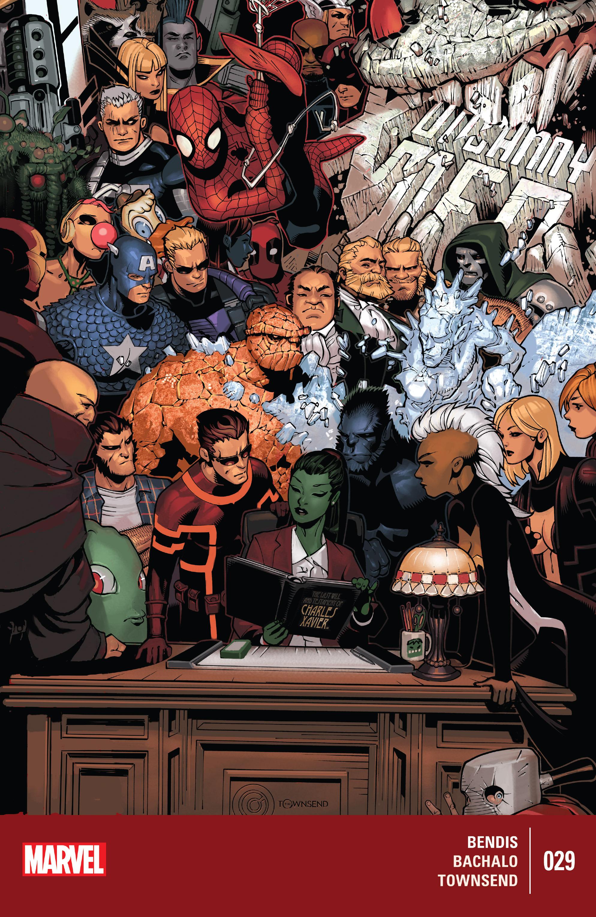 Read online Uncanny X-Men (2013) comic -  Issue # _TPB 5 - The Omega Mutant - 56