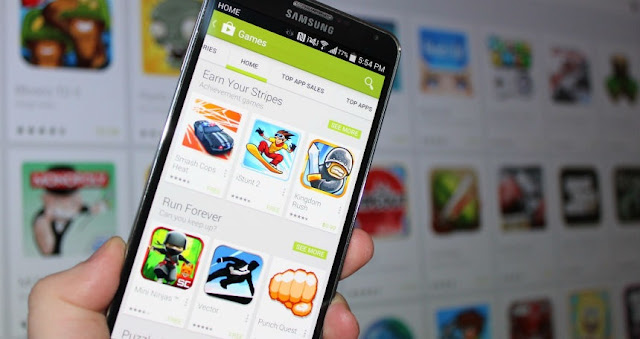 New PlayStore Interface Highlights : Know How to the New Layout