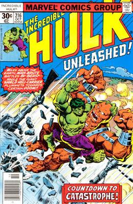 Hulk #216, the Bi-Beast is back