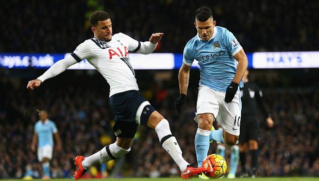 Manchester City vs Tottenham Hotspur en vivo