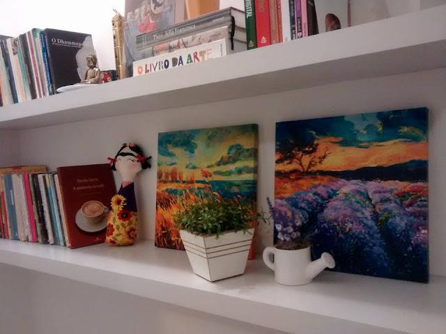 casa decoração romântica, blog Achados de Decoração