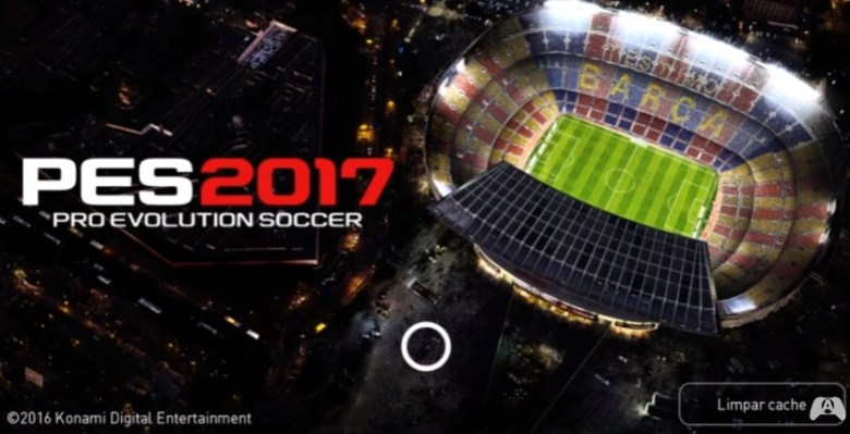 PES 2017 untuk Android size 200MB