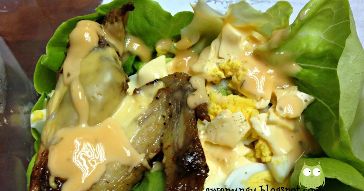 Resepi Ayam Bakar Diet Atkins by nieyl