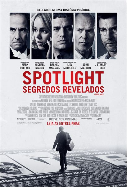 Spotlight: Segredos Revelados - Full HD 1080p - Legendado