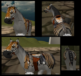 Latoya - Horse Skin Attack On Titan Tribute Game