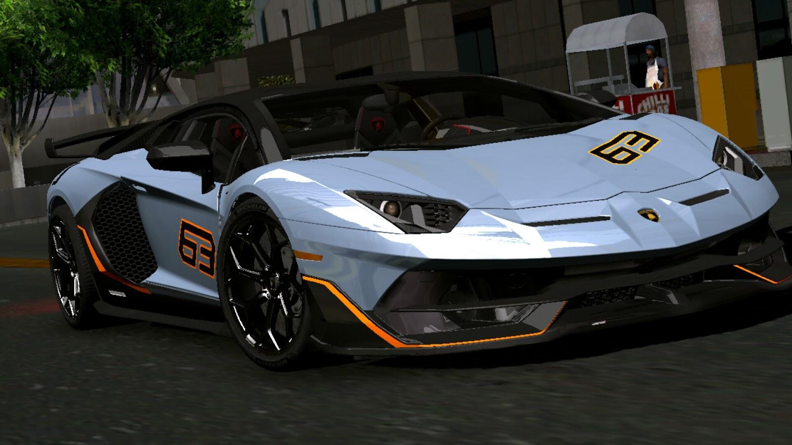 6100 Koleksi Mod Bussid Mobil Lamborghini Aventador HD Terbaik