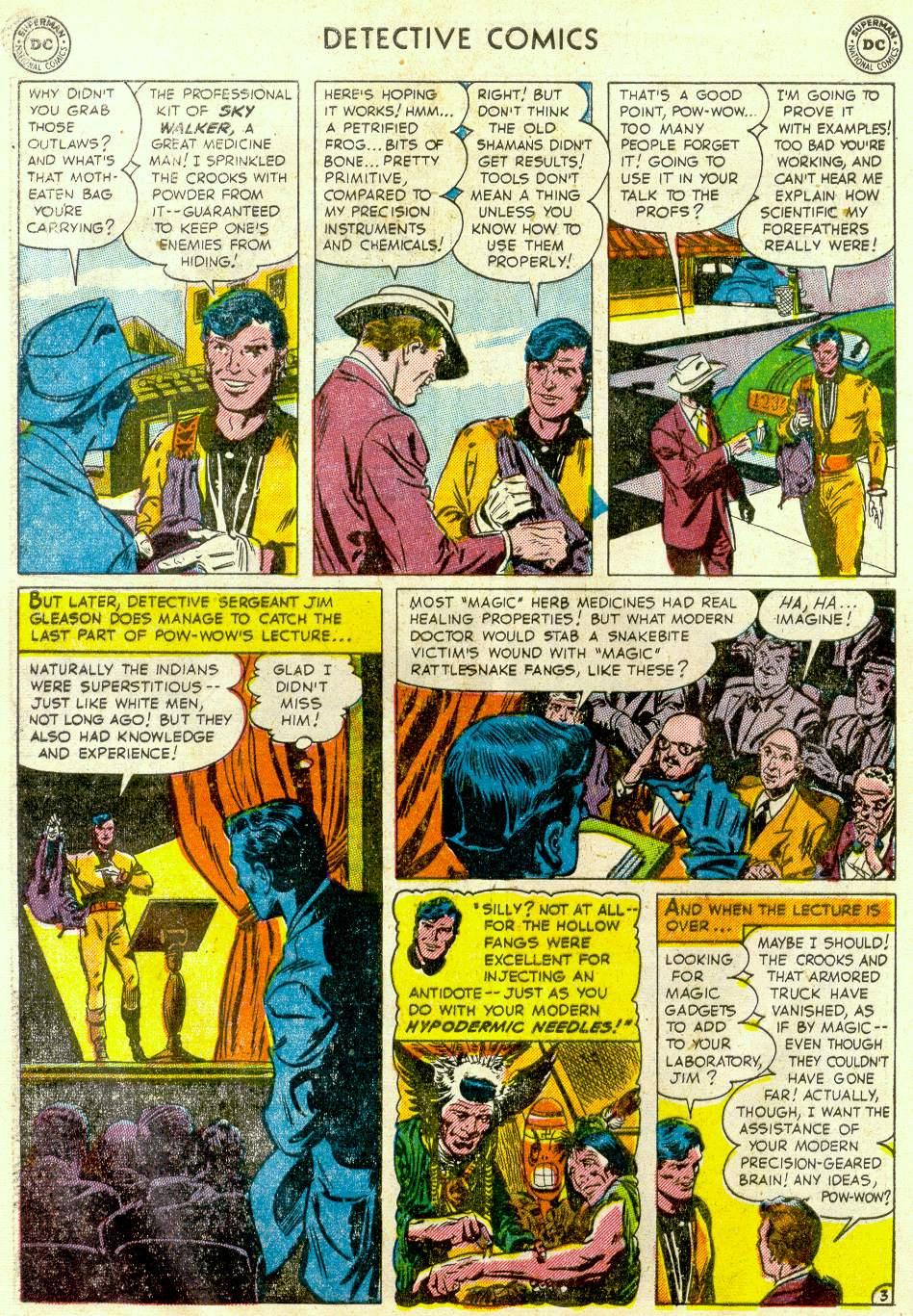 Read online Detective Comics (1937) comic -  Issue #181 - 36