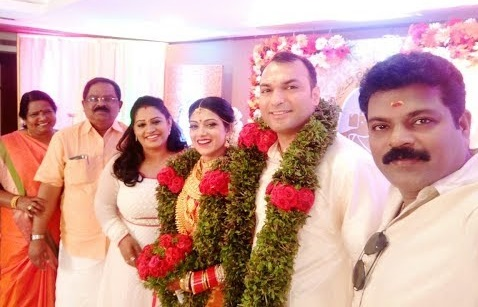 Actress Avanthika Mohan marriage Photos