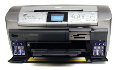 Epson Stylus Photo RX700 Printer Driver Download
