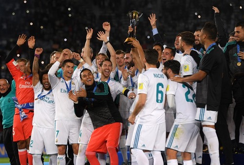 الجهوية24 رونالدو يقود ريال مدريد للتويج بلقب كأس العالم للأندية بفوزه على غريميو البرازيلي في النهائي