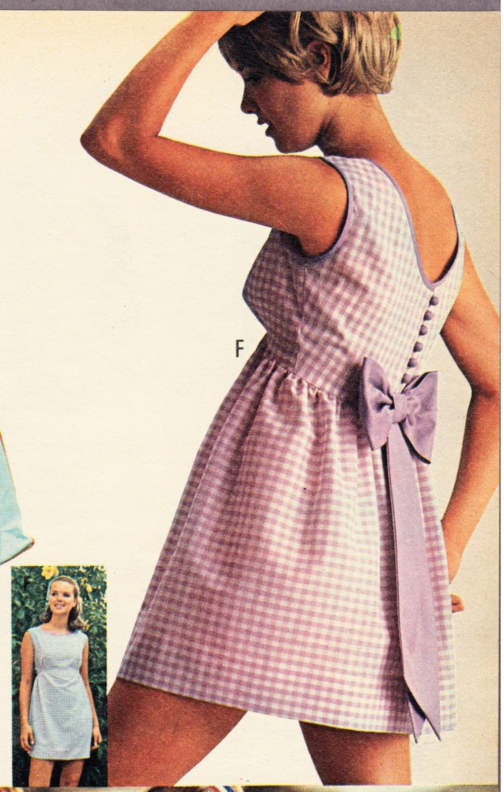 c9c6bd63de6 And for the finale of our mini series on 1970 Penny s Summer Dresses.