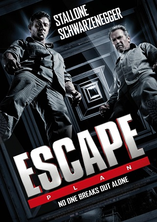 Escape Plan 2013 Dual Audio Hindi 350MB BluRay 480p