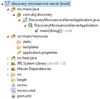 discovery-service-application